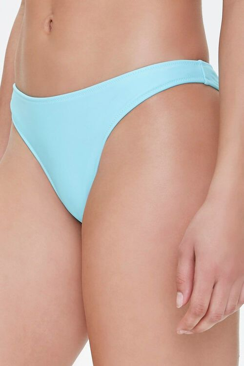 Low-Rise Cheeky Bikini Bottoms, image 3