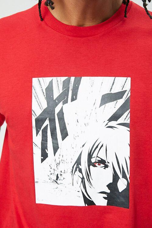 Anime Panel Graphic Tee, image 5