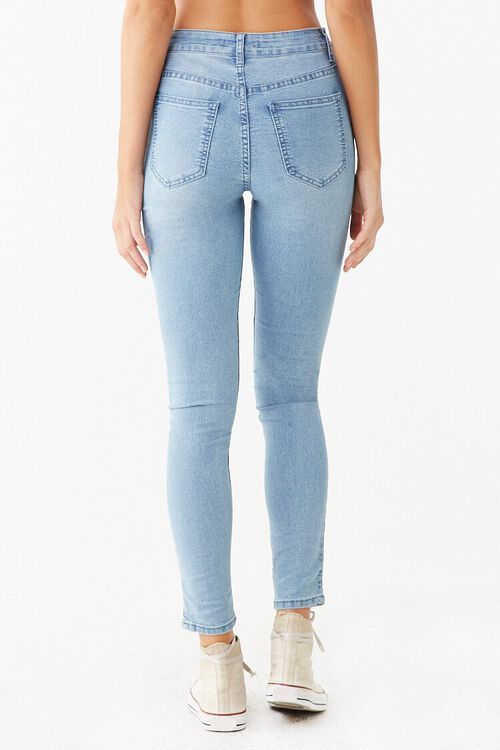 Mid-Rise Skinny Jeans, image 3