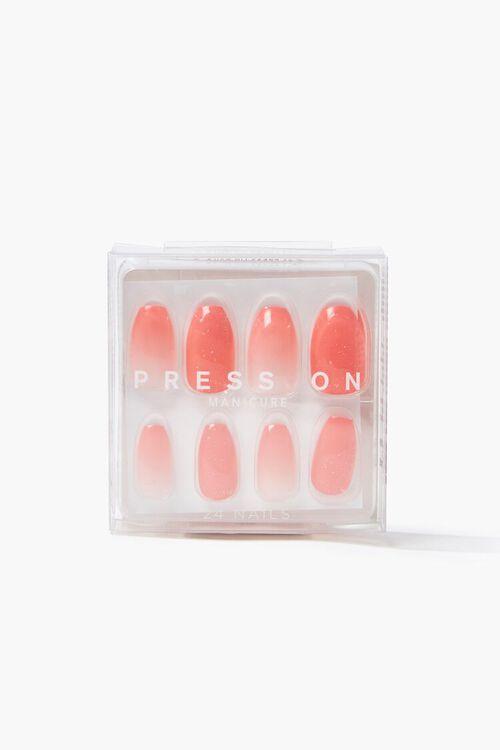 Square Matte Ombre Press-On Nails, image 1