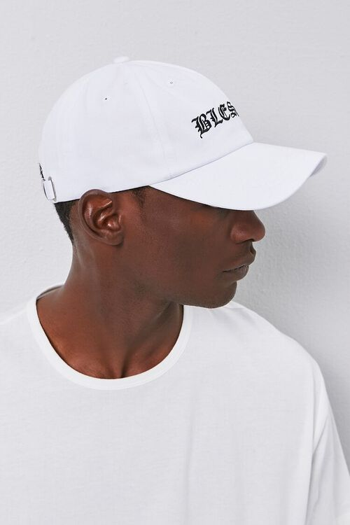 Blessed Embroidered Graphic Dad Cap, image 2