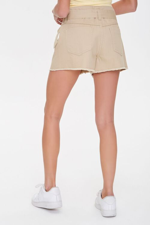 Pleated High-Rise Shorts, image 4