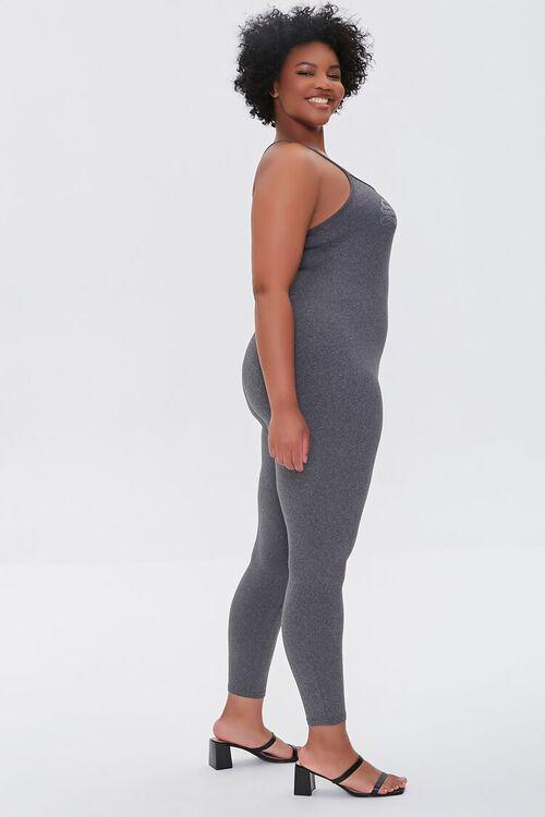 Plus Size Spoiled Cami Jumpsuit, image 2
