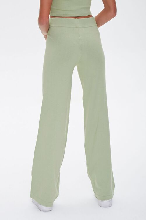High-Rise Wide-Leg Pants, image 4