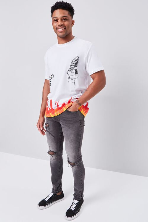 Through the Fire Graphic Tee, image 4