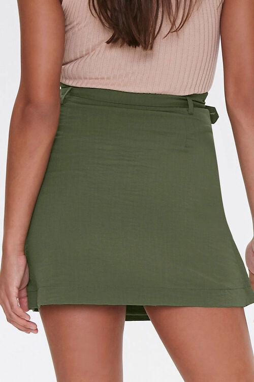 Belted Mini Skirt, image 4