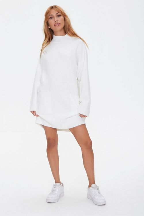 Marled Sweater Dress, image 4