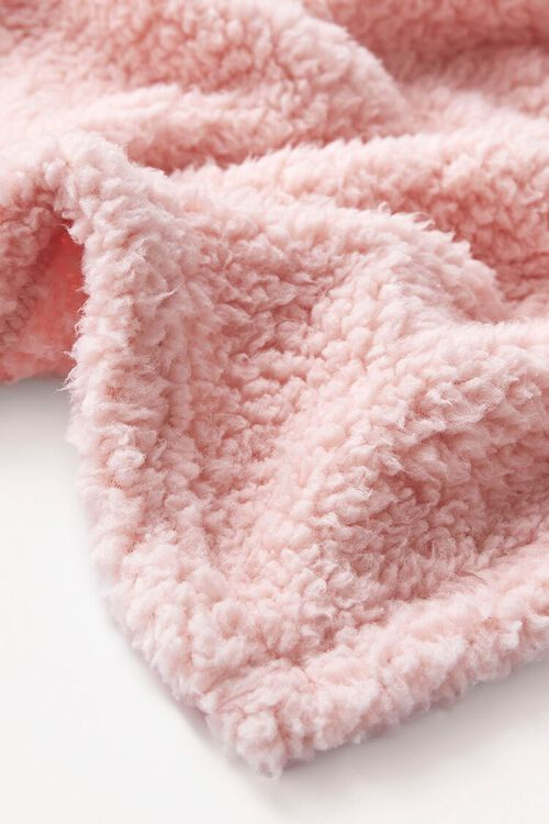 Faux Shearling Throw Blanket, image 3