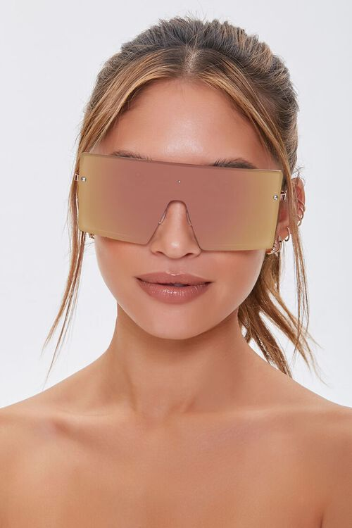 Square Novelty Sunglasses, image 1