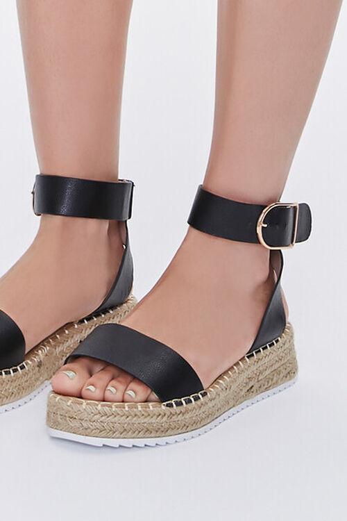 Espadrille Flatform Sandals, image 5