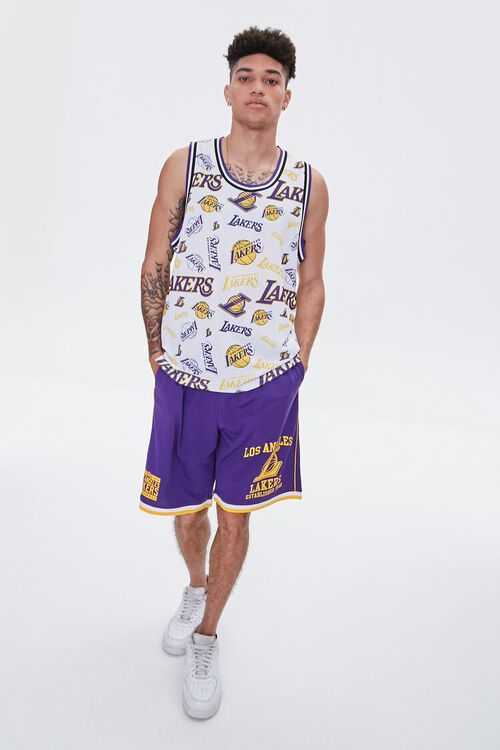 LA Lakers Print Tank Top, image 4