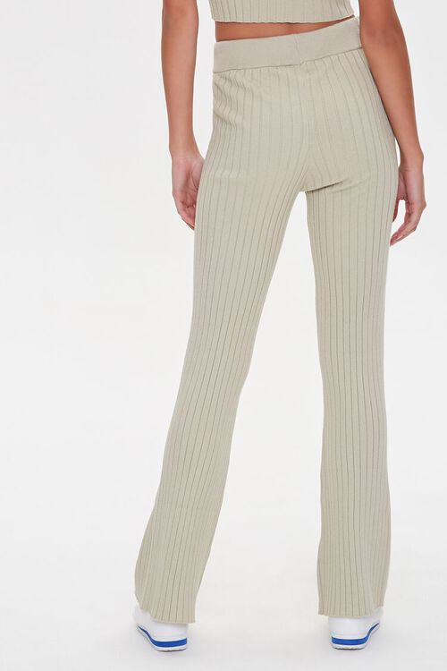 Ribbed Drawstring Sweatpants, image 4