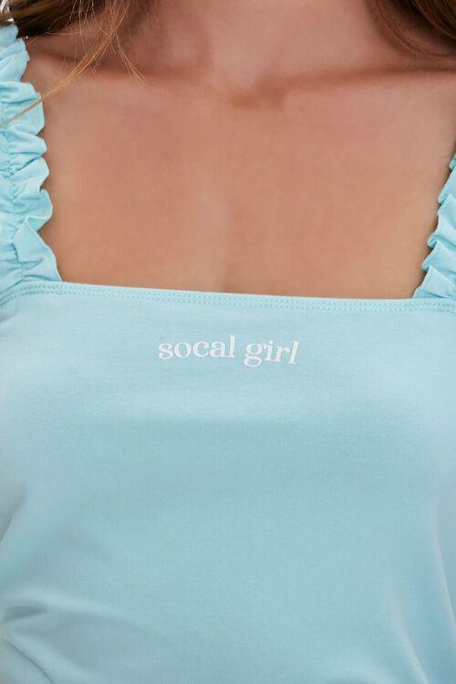 SoCal Girl Graphic Tank Top, image 5