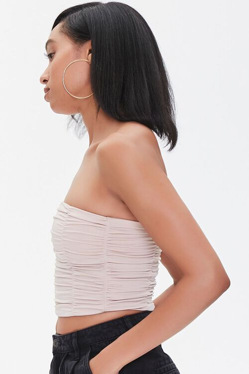 Ruched Tube Top, image 2