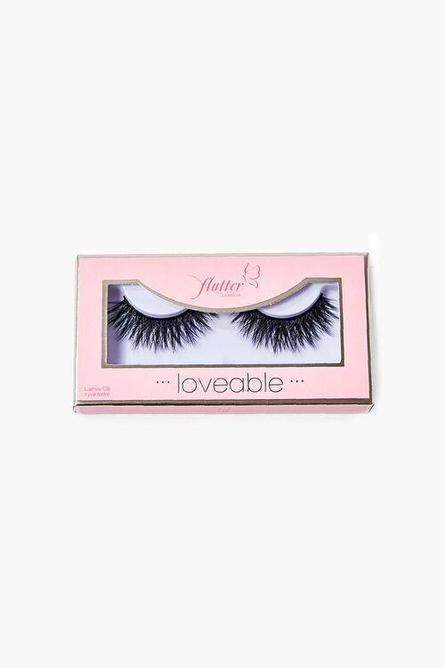 BLACK Loveable Flutter Lashes, image 1