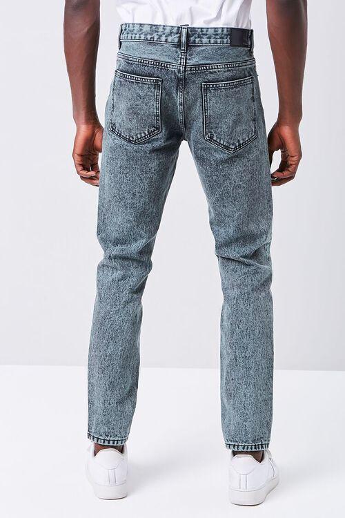 Stonewashed Slim-Fit Jeans, image 4
