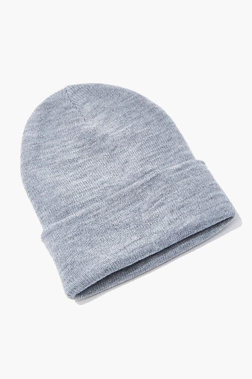 Foldover Knit Beanie, image 3