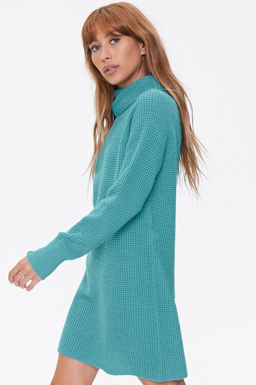 Turtleneck Sweater Dress, image 2