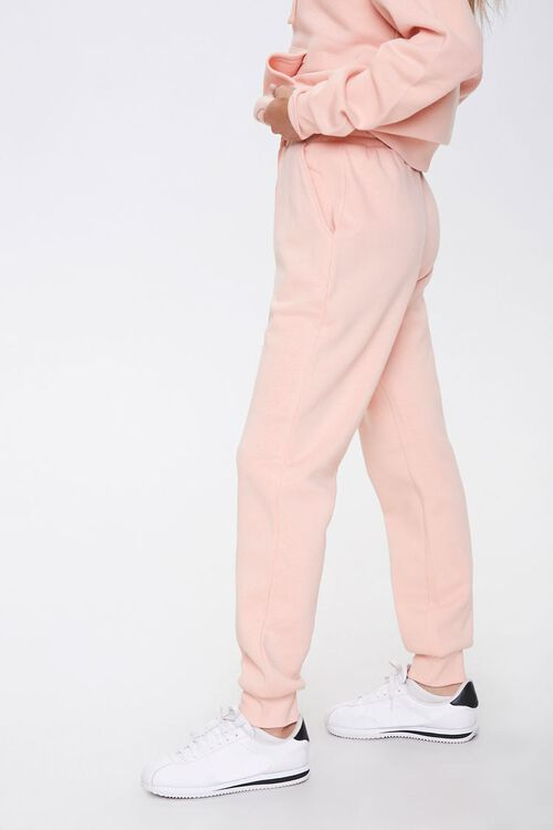 Fleece Drawstring Joggers, image 3
