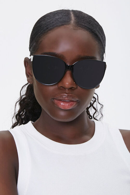 Square Solid Sunglasses, image 2
