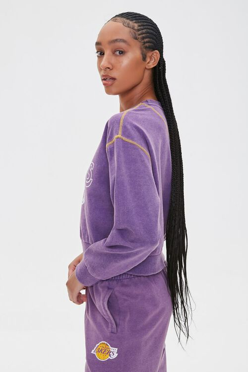 Los Angeles Lakers Fleece Pullover, image 2