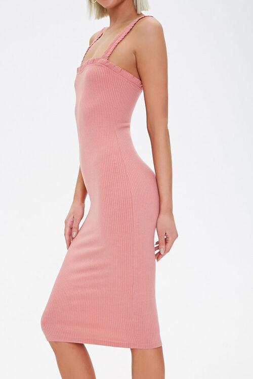 Ribbed Bodycon Dress, image 2