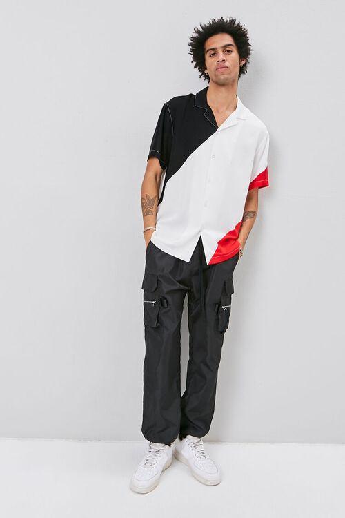 Classic Fit Colorblock Shirt, image 4