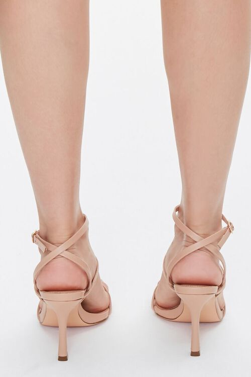 Strappy Stiletto Heels, image 3