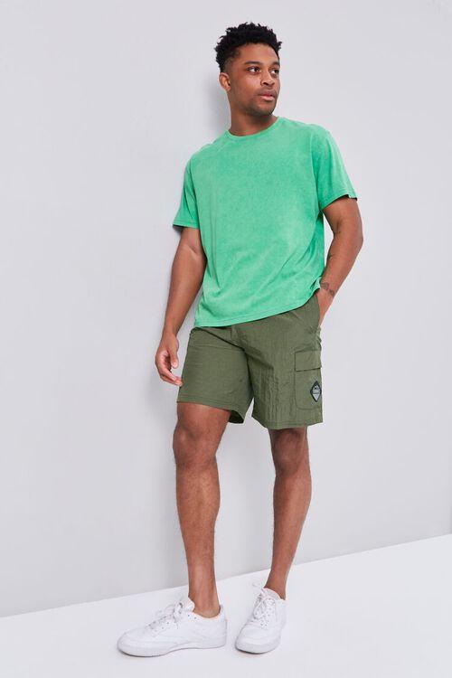 Drawstring Utility Shorts, image 5