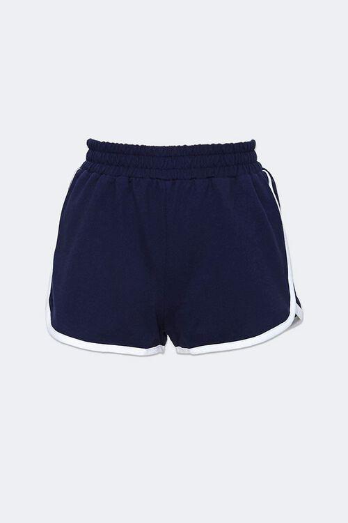 Dolphin Ringer Shorts, image 1