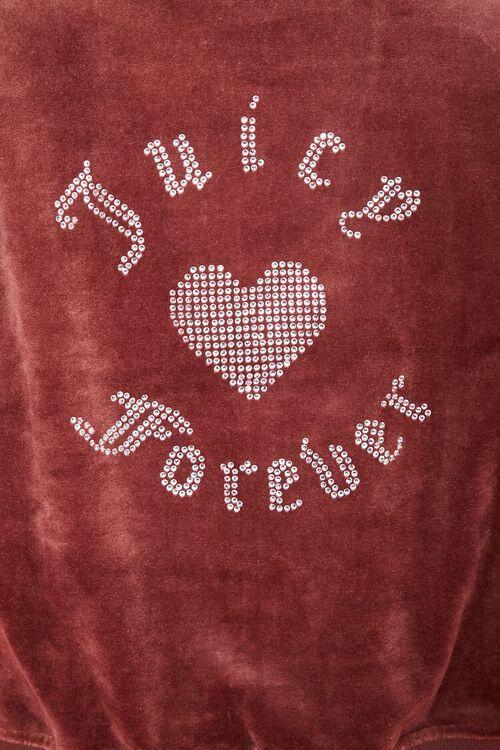 Juicy Couture Velour Zip-Up Jacket, image 6