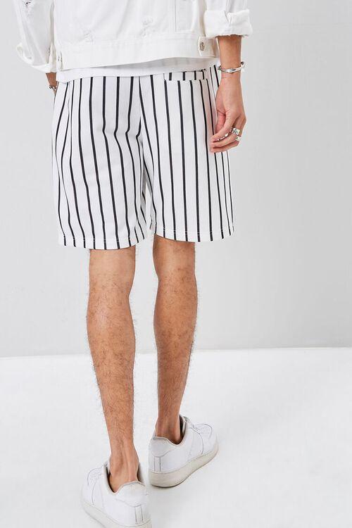Pinstriped Drawstring Shorts, image 4