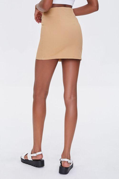 Lace-Up Mini Skirt, image 4