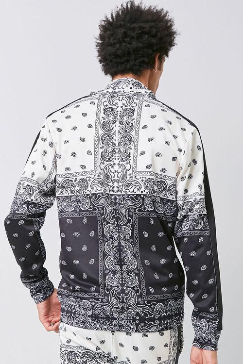 Rebel Minds Bandana Print Jacket, image 3