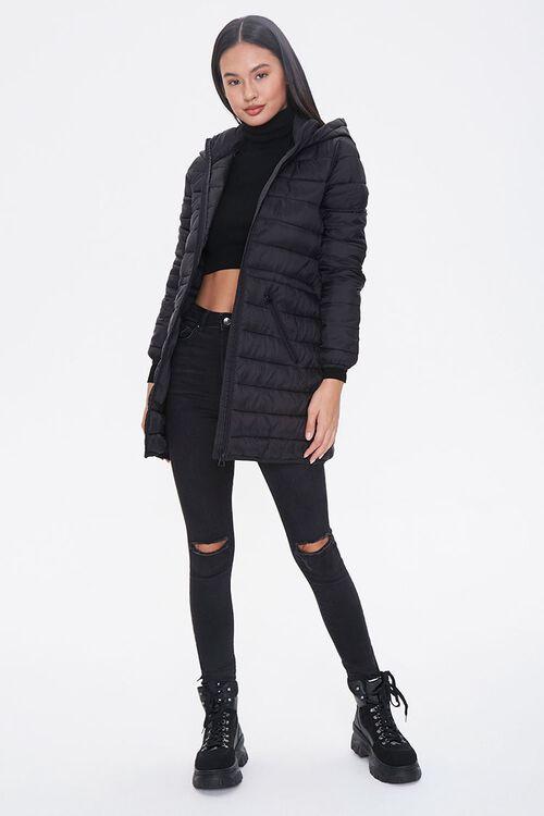 Hooded Puffer Jacket, image 4
