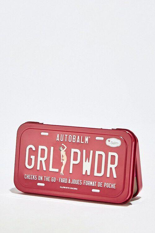 AUTOBALM® GRL PWDR Cheek Palette, image 2