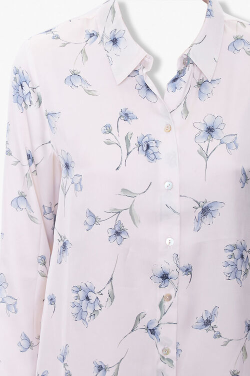 Floral Print Shirt, image 3