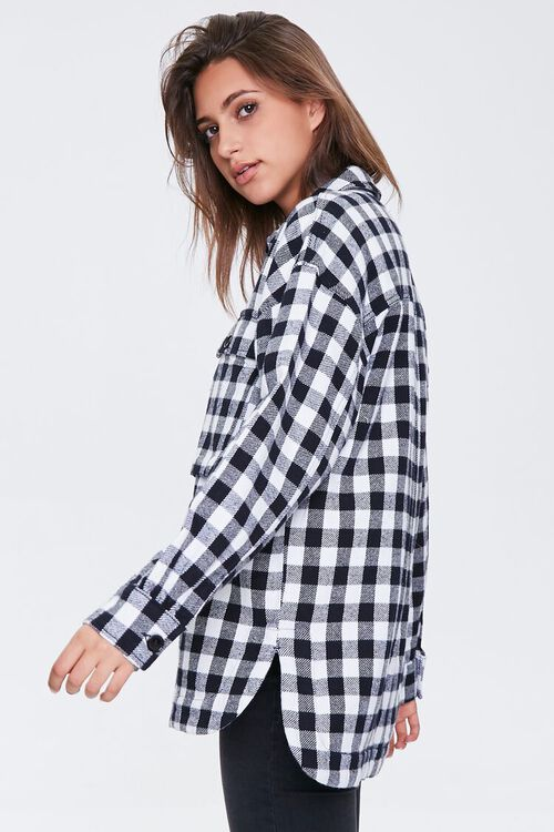 Checkered Flap-Pocket Jacket, image 2
