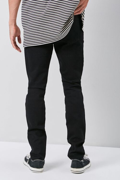 Worldwide Graphic Skinny Jeans, image 4