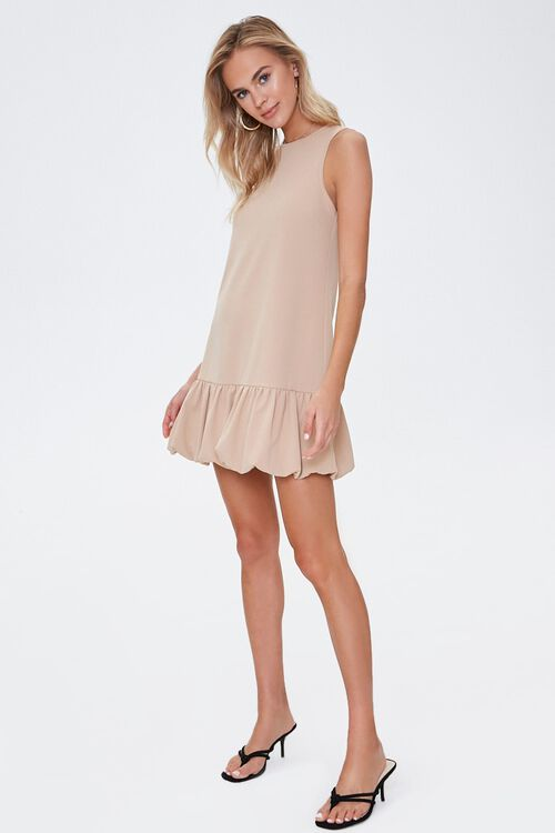 Flounce-Hem Tank Dress, image 4