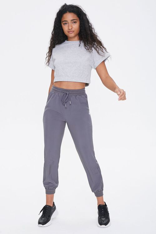 Active Cropped Tee, image 4