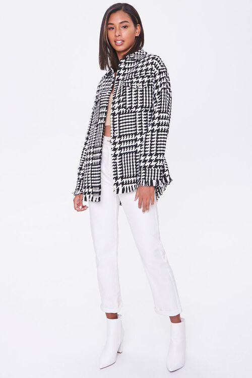 Tweed Houndstooth Jacket, image 4