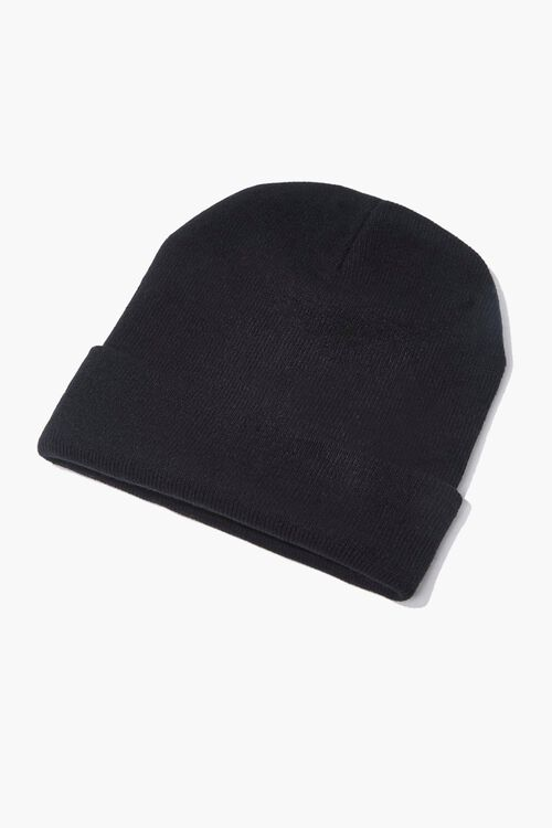 Embroidered Guadalupe Graphic Beanie, image 2