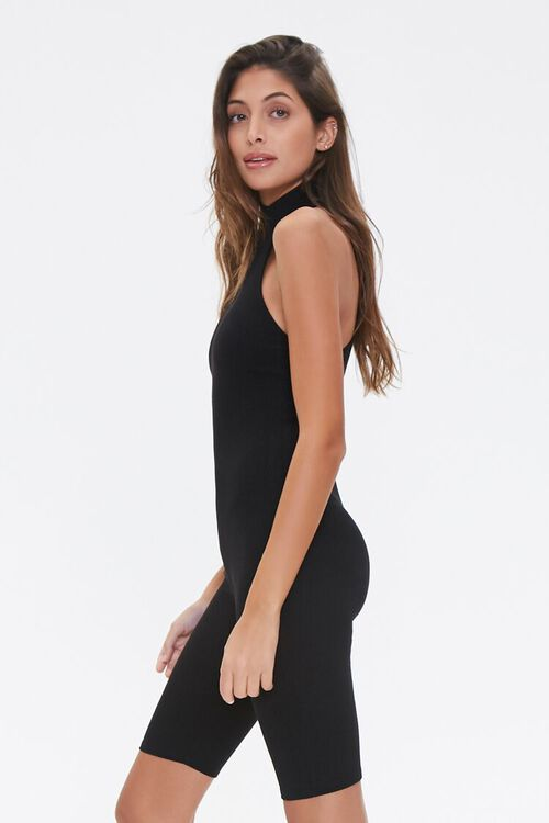 Fitted Racerback Romper, image 3