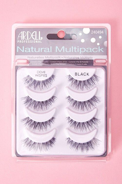 Natural Multipack Demi Wispies Lashes, image 1