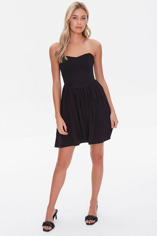 Sweetheart Mini Dress, image 4