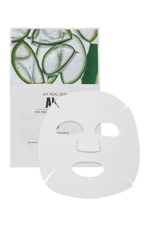 Aloe Face Mask, image 1