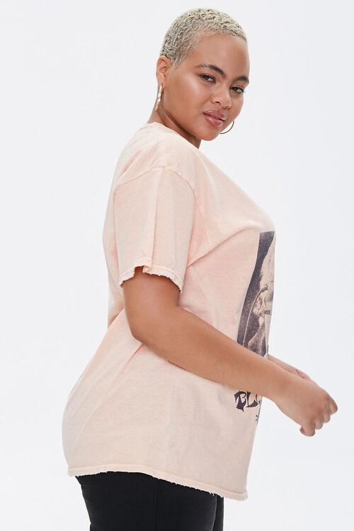 Plus Size Blondie Graphic Tee, image 2