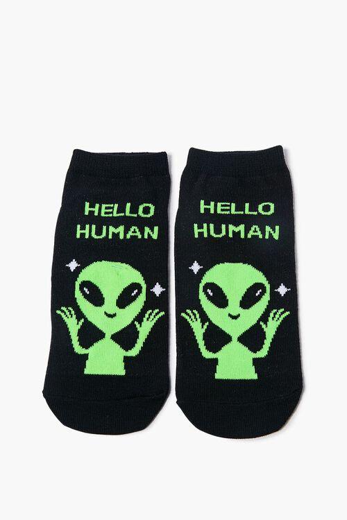 Alien Ankle Socks, image 2