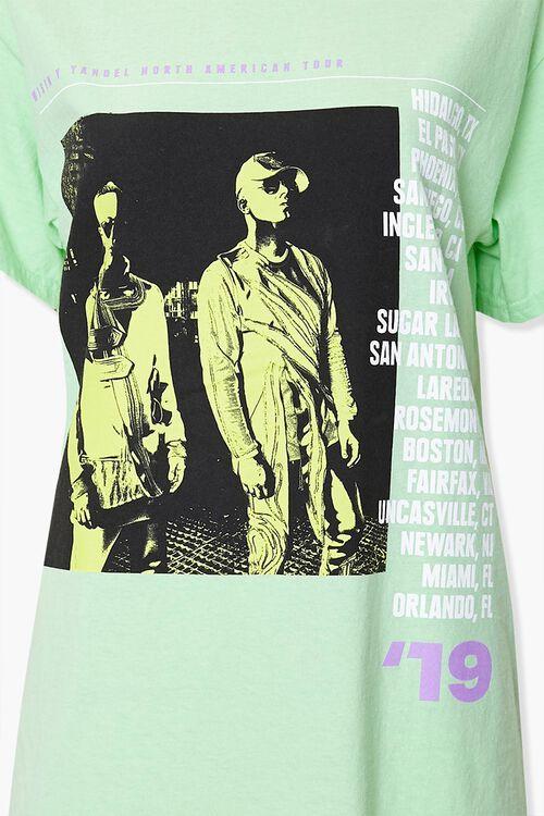 Wisin & Yandel Tour Tee, image 3